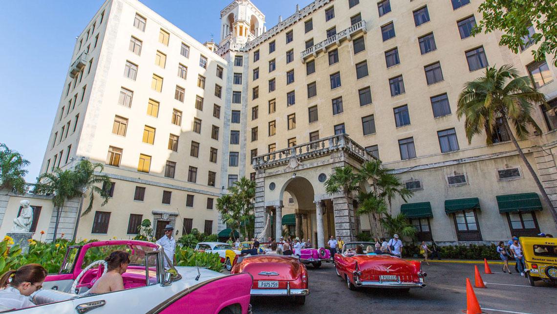 Photo of [subject] Nacional de Cuba 3N / Ib. Laguna Azul 7N - Classic Car