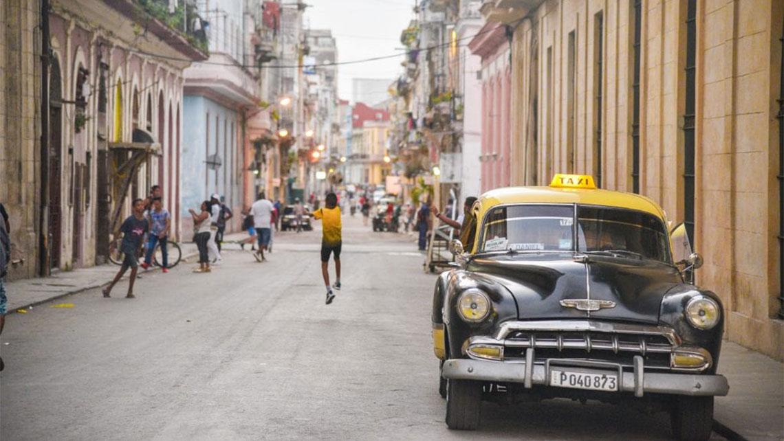 Ib. Parque Central 3N/ Ib. Trinidad 2N/ Ib. Varadero 5N - Classic Car<br /><strong>Double</strong>