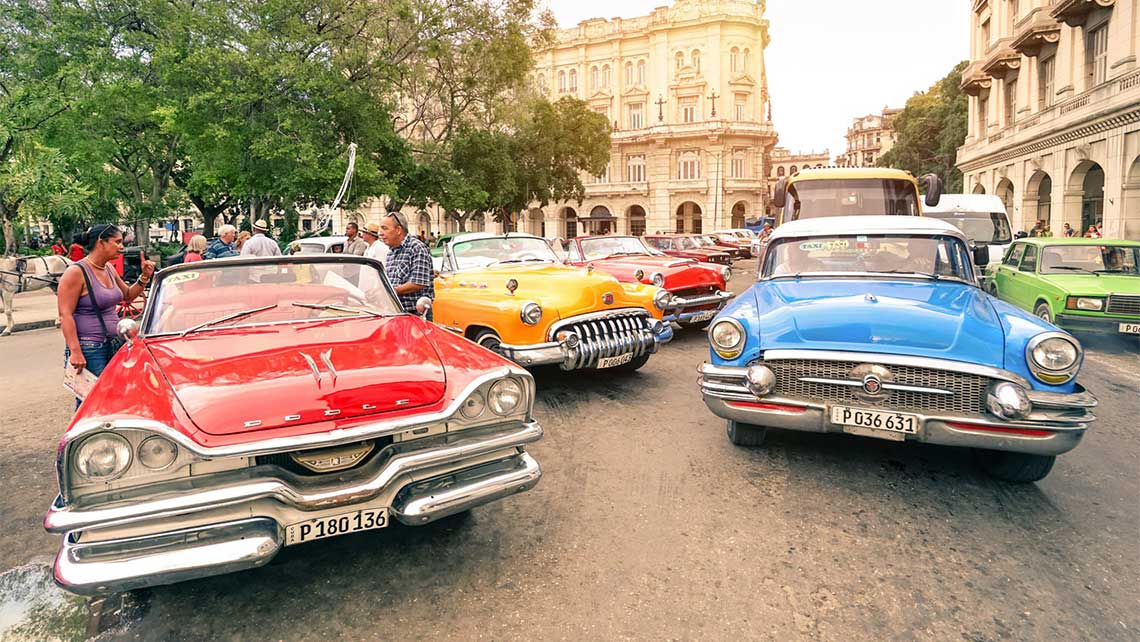 Memories Miramar 3N / Grand Memories Varadero 7N - Classic car<br /><strong>Double</strong>