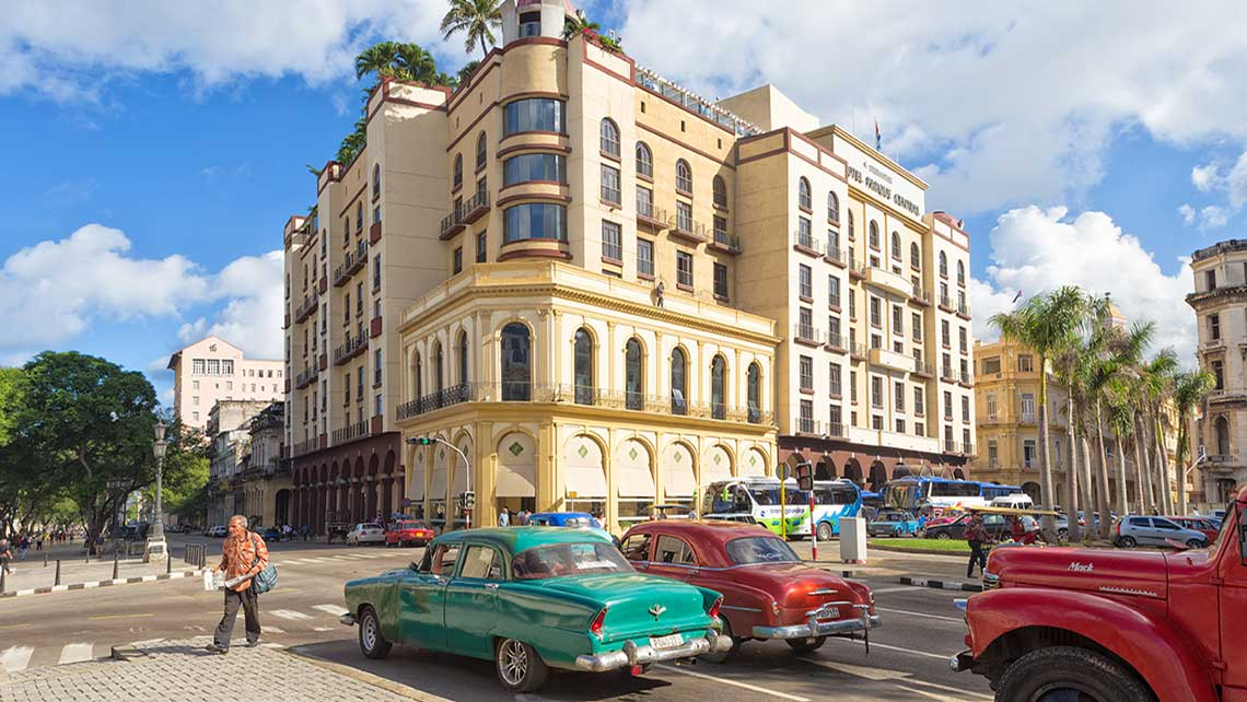 Ib. Parque Central 2N / Ib. Gran Hotel Iberostar Trinidad 2N / Royalton Cayo Santa Maria 5N / Ib. Parque Central 1N - Coach<br /><strong>Double</strong>