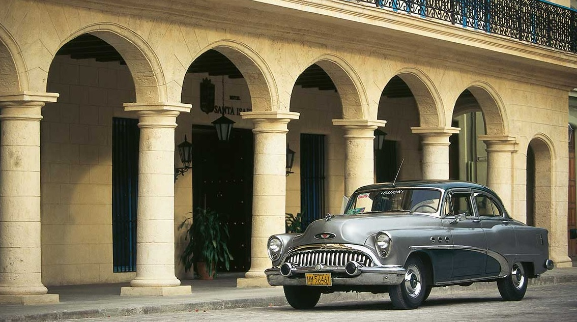 Unraveling the Havana of the 50s - Unraveling the 1950s Havana in private