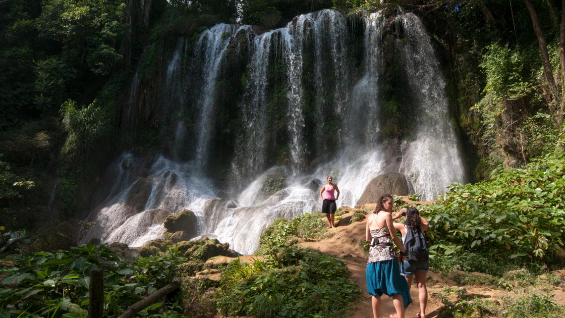 Night in Trinidad and waterfall from Varadero - Trinidad Overnight and waterfall from Varadero (coach tour)