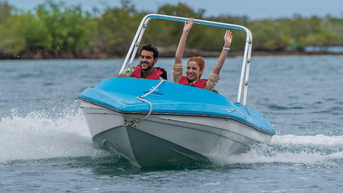 Boat adventure from Varadero - Boat adventure from Varadero ( non exclusive)