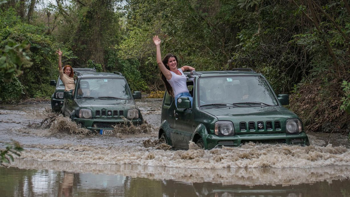Photo of [subject] Jeep adventure from Varadero