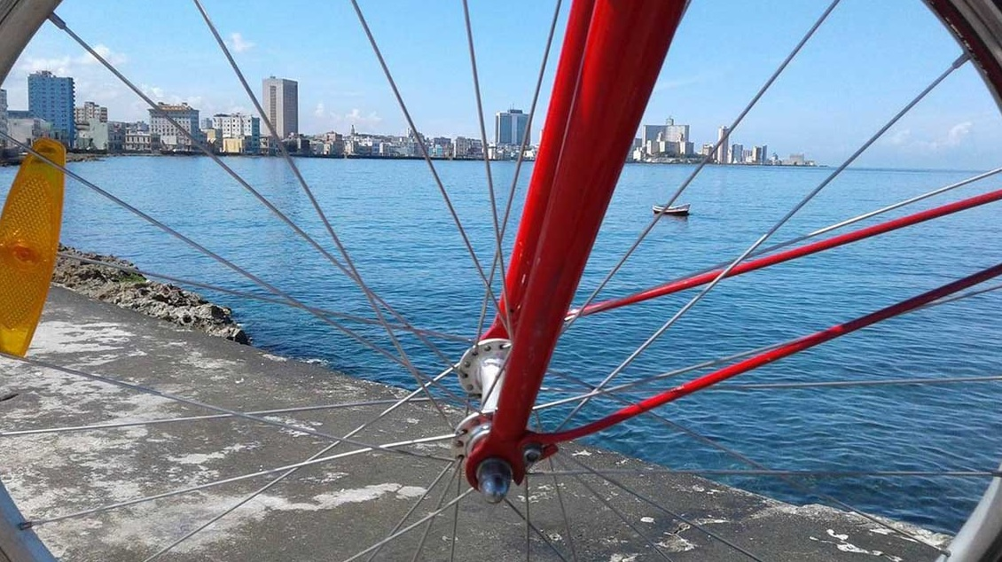 Havana bike city tour<br /><strong>Colectiva</strong>
