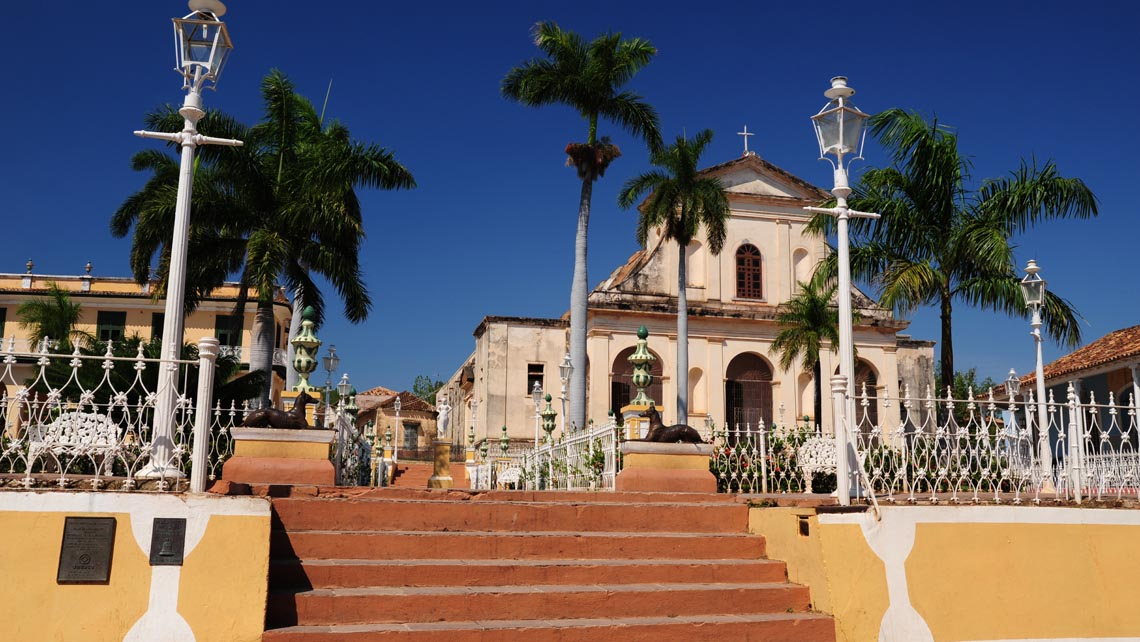 Trinidad city tour<br /><strong>Private city tour of Trinidad</strong>
