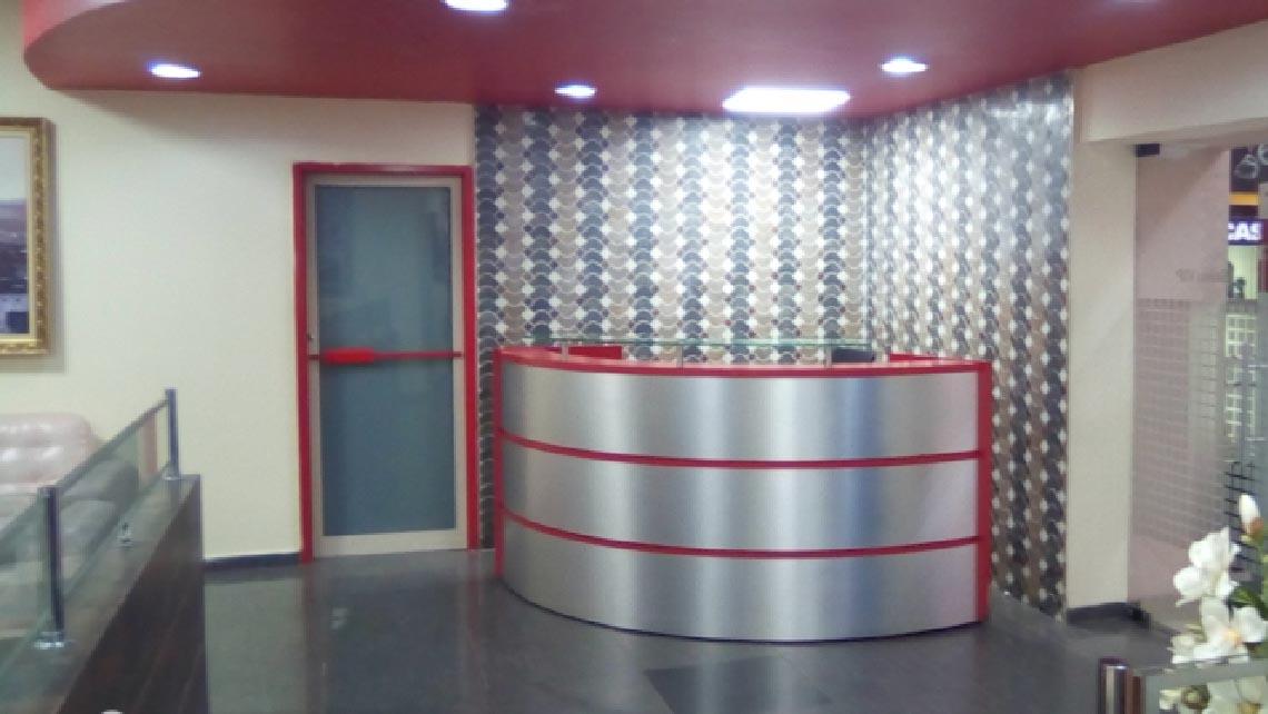 Foto de Salón vip llegada