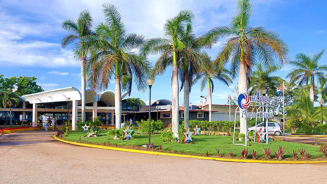 Hoteles en Península de Zapata